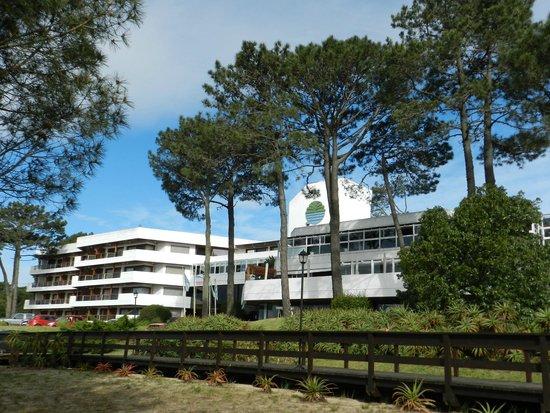 Hotel Del Lago Golf & Art Resort: frente do Hotel