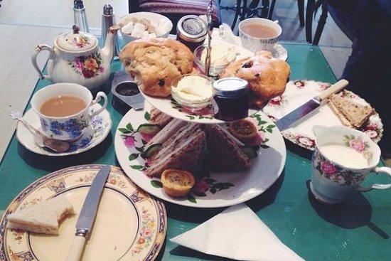 Best Afternoon Tea Leamington Spa