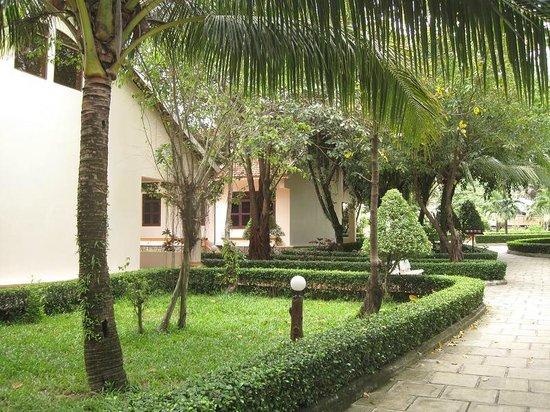 Thien Thanh Resort: территория Thien Thanh