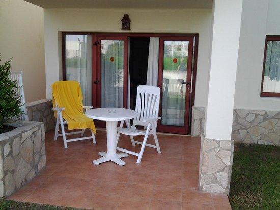 Suite Hotel Atlantis Fuerteventura Resort : Balcony