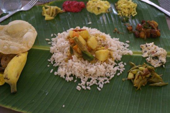 Akkarakalam Memoirs: Banana curry