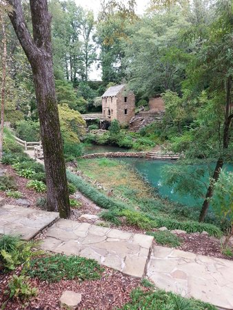 The Old Mill: Essence of beauty