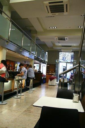 Hotel Europa: Cafeteria Europa