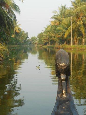 Akkarakalam Memoirs: Kayak trip