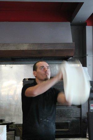 Pizzeria Trattoria Mamma Mia!: Eine Kunst für sich