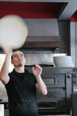 Pizzeria Trattoria Mamma Mia!: Fazinierend