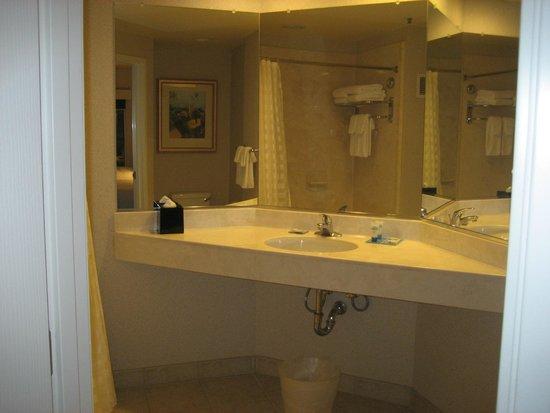 HYATT house Emeryville / San Francisco Bay Area: bathroom