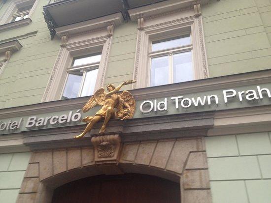Barcelo Old Town Praha : Fachada Barcelo old town