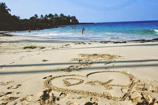White Sand Beach : www.closet-creep.com