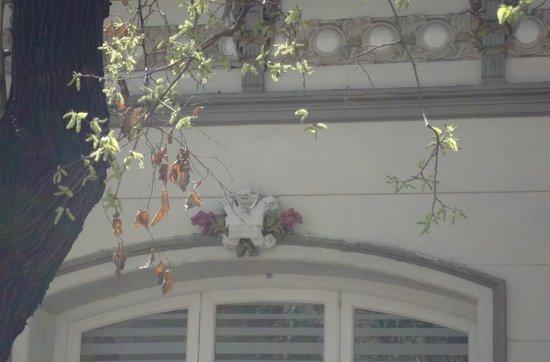 Heladeria Famiglia Perin : Detalhe da fachada