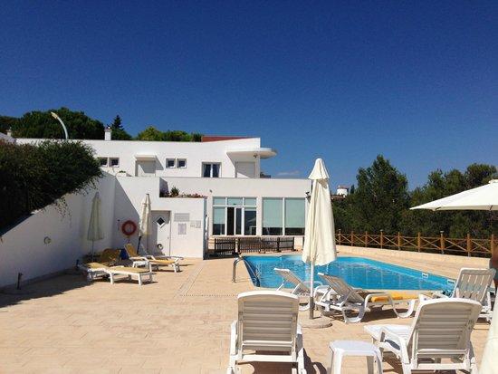 Quinta dos Moinhos de Sao Filipe: Pool und Haupthaus