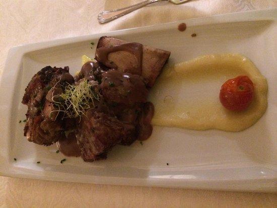 Restaurante Amador: Costillas al vacío y fuego lento