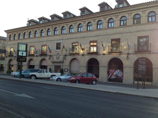 Hotel Maria Cristina : Exterior