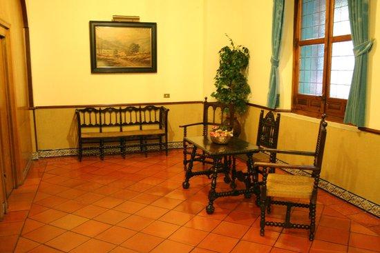 Hotel Maria Cristina : interior
