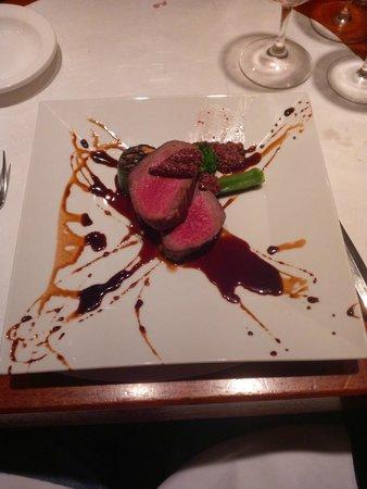 Restorante Amoroso: Main course - it was delicious