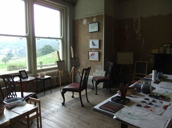 Allan Bank : Painting/drawing room