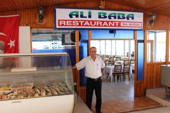 Ali baba restaurant ku adas resmi for Ali baba cuisine