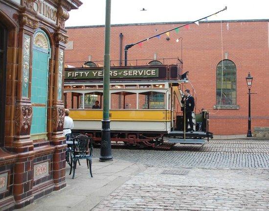 Crich Tramway Village: Scene