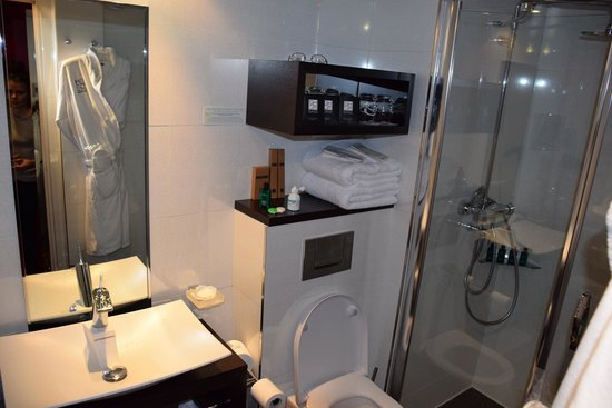 Grand Hotel Saint-Michel: Bathroom 402