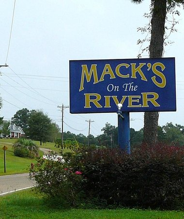 Mack's on the river