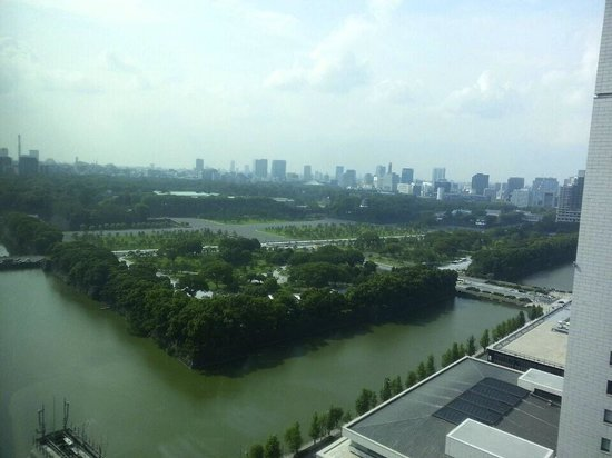 The Peninsula Tokyo: room view