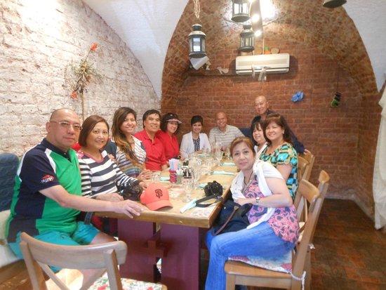 Guide Guru Private Day Tours : Finest restaurant in Russia
