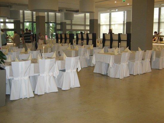 Hotel Laguna Materada: Istrien avond