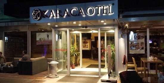Karaca Otel: Karaca Hotel in Ismir