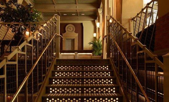 Club Room Bar Picture Of Soho Grand Hotel New York City Tripadvisor