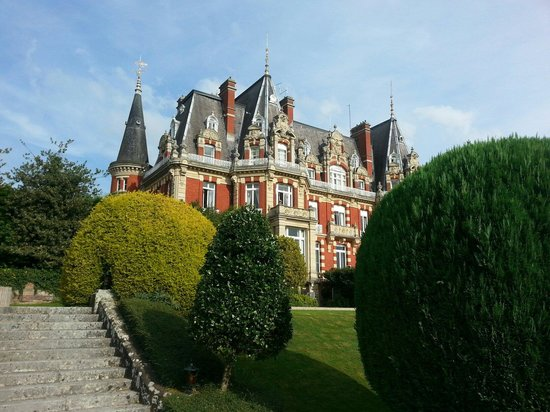 Chateau Impney Hotel & Exhibition Centre: Stunning view