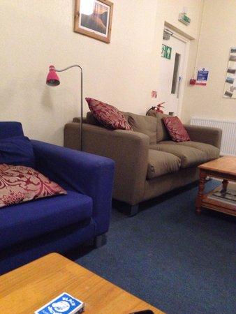 Great Glen Hostel: Chill area