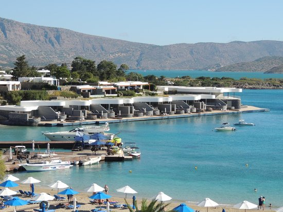 Elounda Beach Hotel & Villas: room view