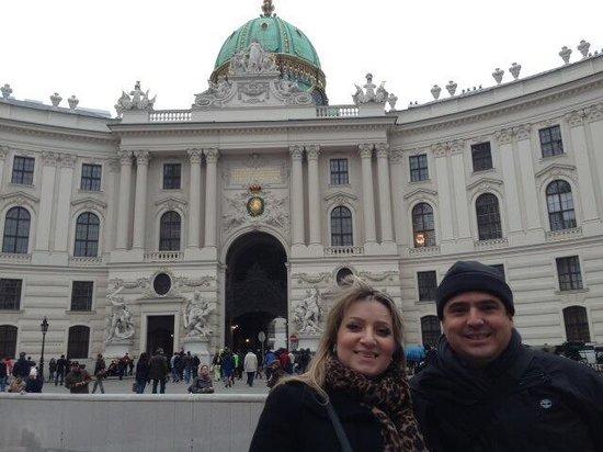 IntercityHotel Wien: Viena é linda!