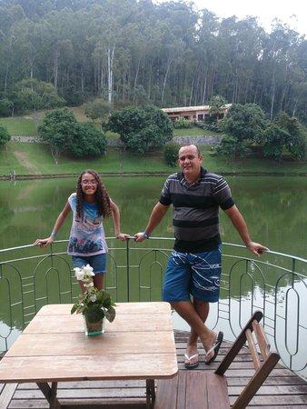 Fazenda Ribeirao Hotel De Lazer: Vista suíte