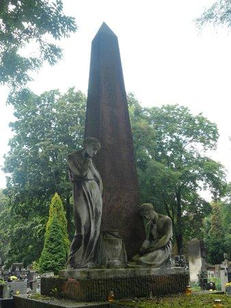 Rakowicki Cemetery: b