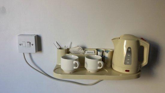 YHA London Thameside: équipement de la chambre