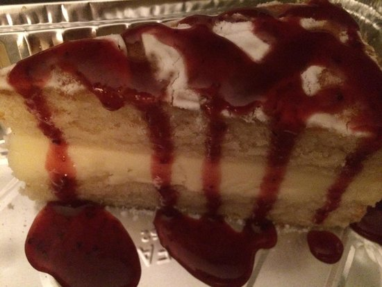 Il Granaio: lemon cake