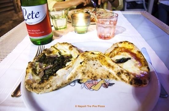 Antica Pizzeria Ristorante 7 Soldi dal 1962: pizza ❤️