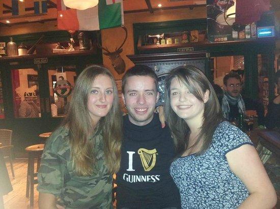 Bull McCabes Irish Bar: Erasmus