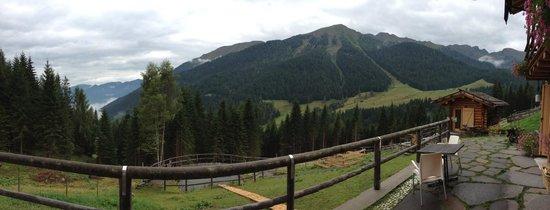 Chalet nel Doch: view