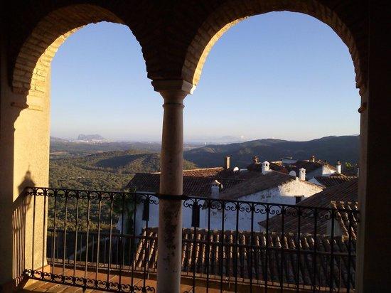 Complejo Turistico Castillo Castellar: Vistas desde el castillo