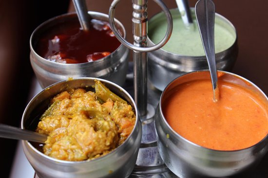Indian House : Sauces