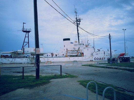 U.S. Coast Guard Cutter Ingham Maritime Museum: U.S.C.G.C Ingham Maritime Museum