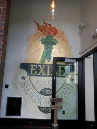 Exile Brewing Company: Exile Brewery