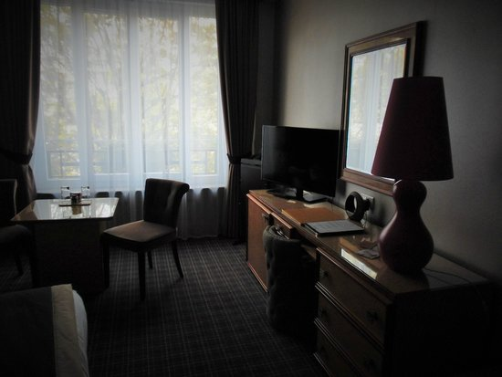 Hotel Atala Champs Elysees: Zimmer