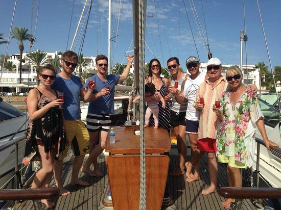 Vita Bel II : Vita Bel Sunset Cruise