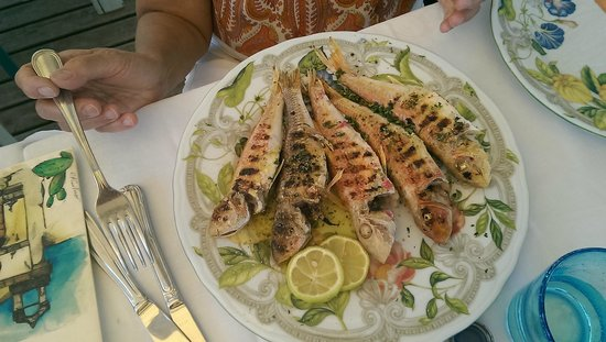 Taverna la Cialoma: Trighie