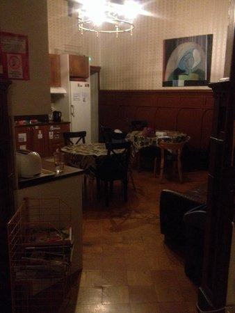 Hostel Diana Park : Cocina Grande!