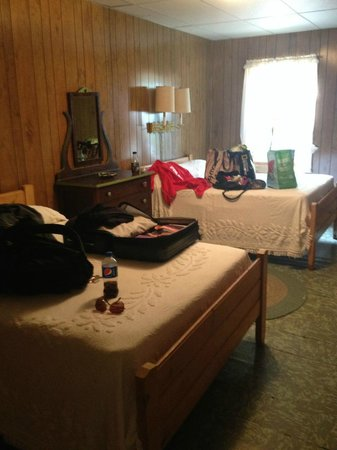 Star Lake, WI: Beds