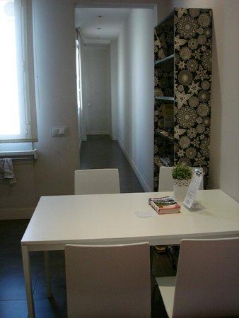 Apartamentos Benignus Madrid: Comedor
